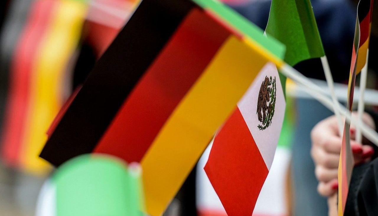 Inversión de Alemania suma más de 14 mmdd en la economía mexicana