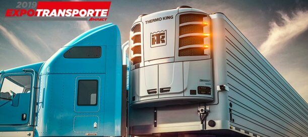 transporte refrigerado thermo king