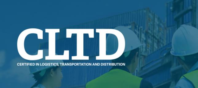 Certificación en Logística, Transporte y Distribución (CLTD)