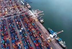 automatización de los puertos