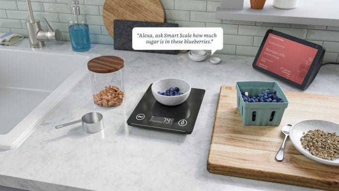 Smart Scale_Kitchen 1 Amazon Built it