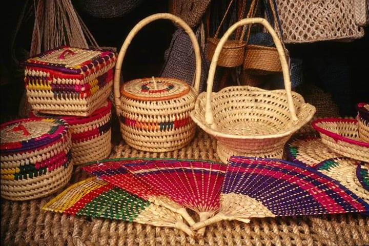 distribución de productos de artesanos yucatecos