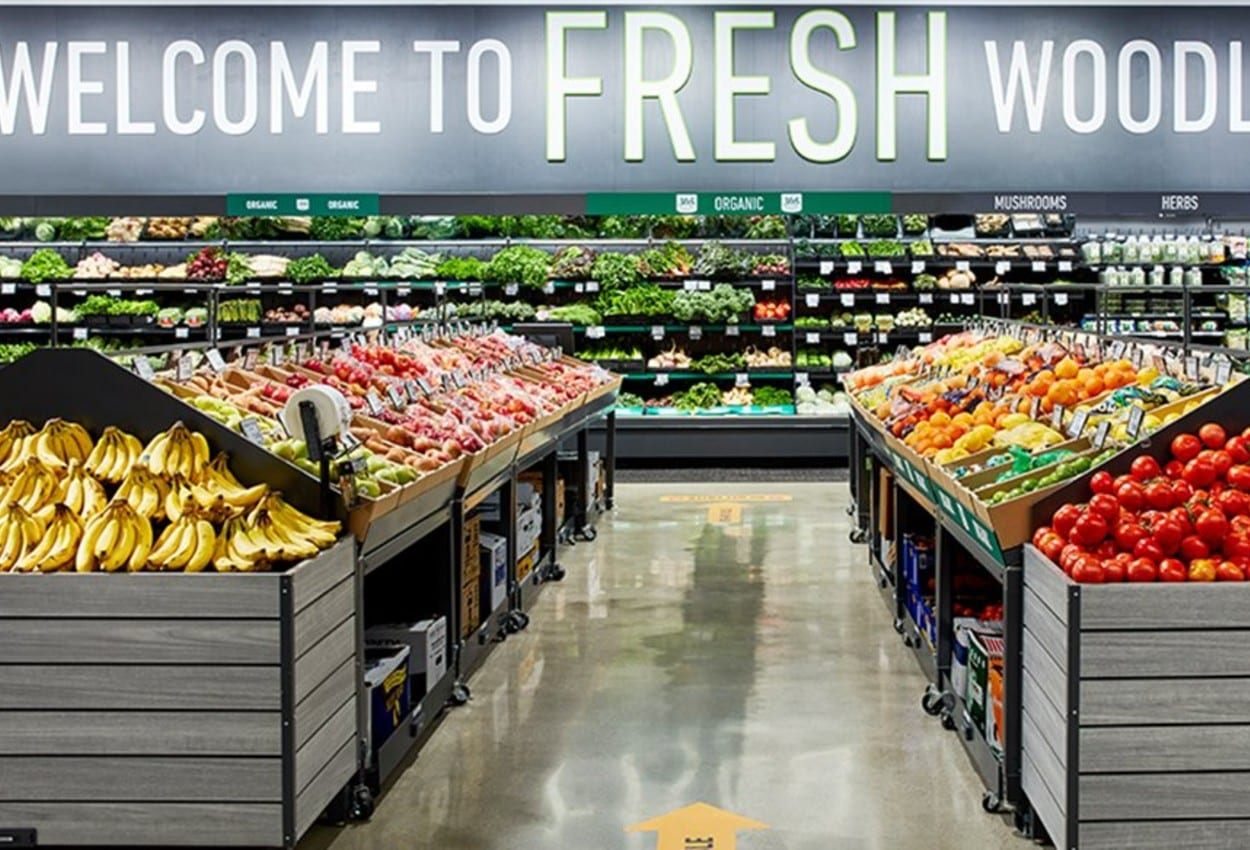 Amazon Fresh, el primer supermercado sin cajas en Londres al estilo del Amazon Go