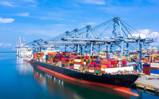 tecnología 5G en el sector portuario